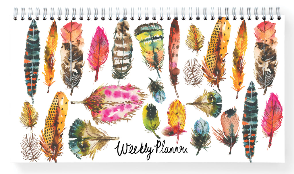 Feathers Weekly Planner
