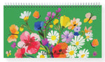 Green Bouquet Weekly Planner