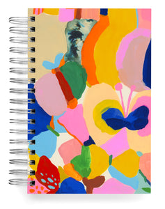 Abstract Butterfly Jumbo Journal