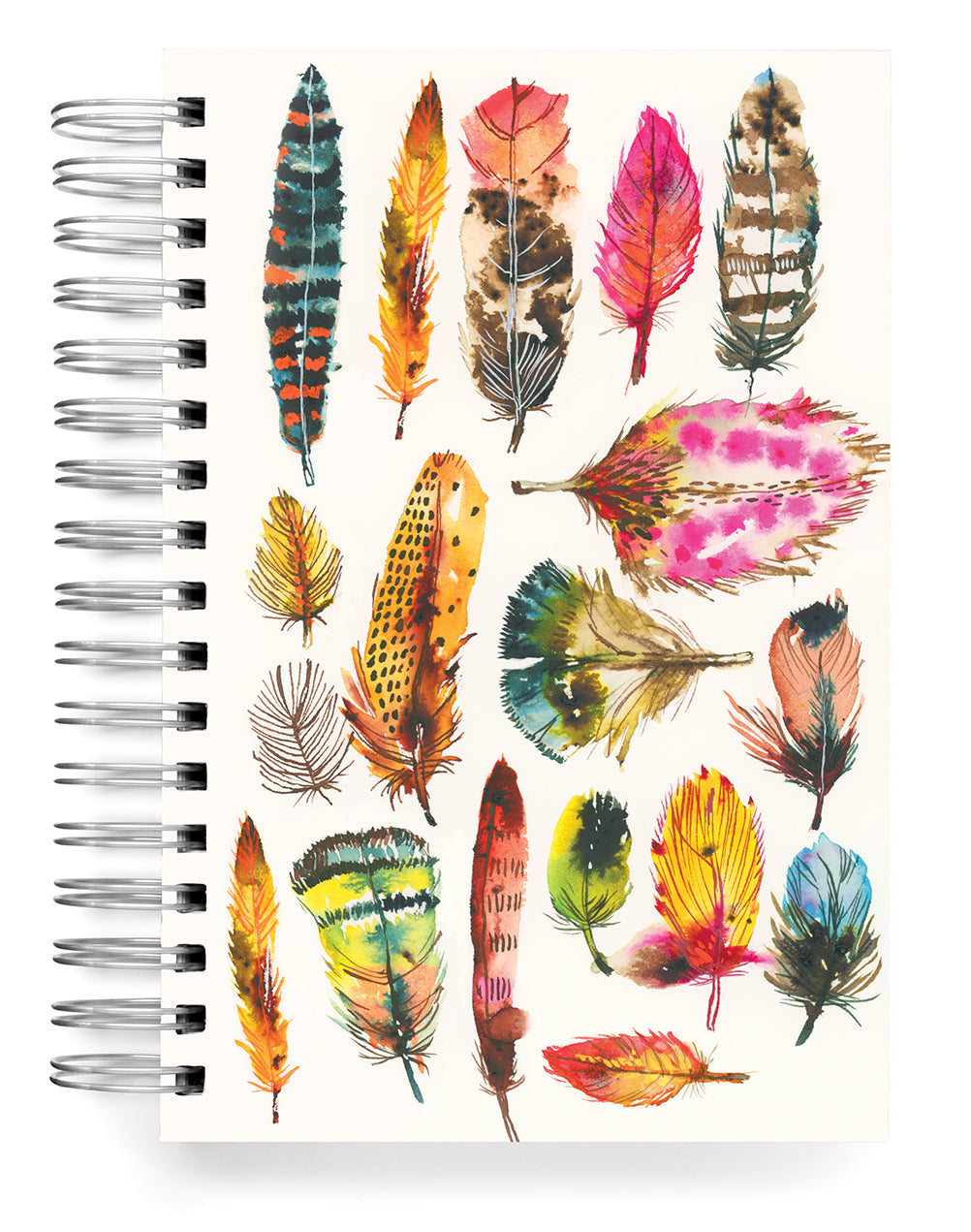 Feathers Jumbo Journal