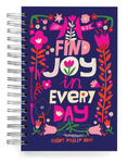 Ecojot Find Joy Jumbo Journal
