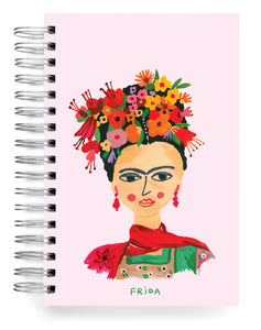 Frida Kahlo PERSONALIZED Jumbo Journal