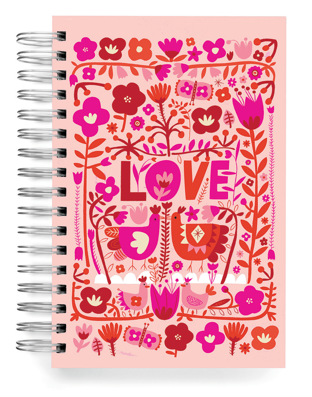 Ecojot Love Jumbo Journal