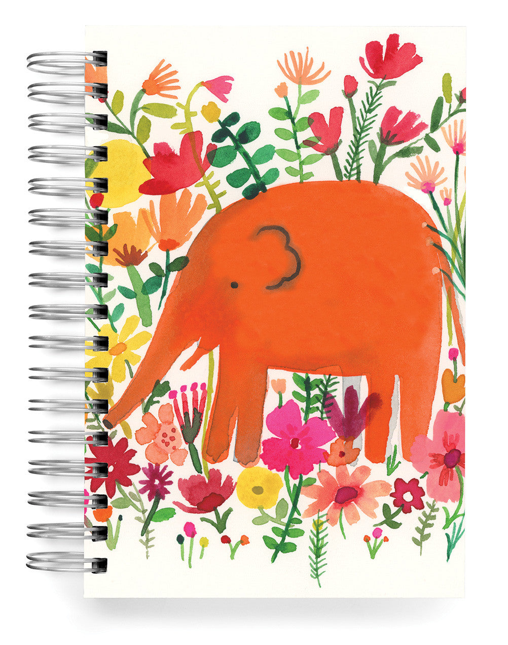 Orange Elephant Jumbo Journal