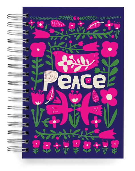 Ecojot Peace Jumbo Journal