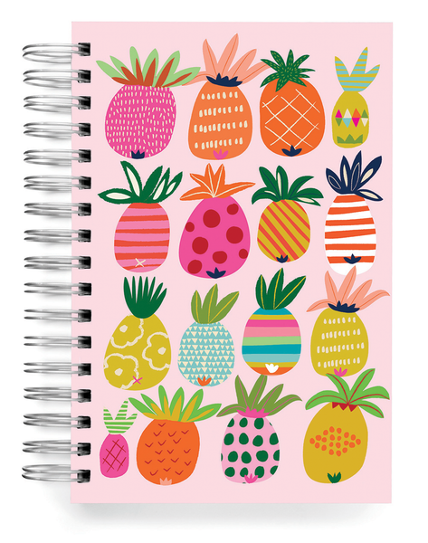 Ecojot Pineapples Jumbo Journal