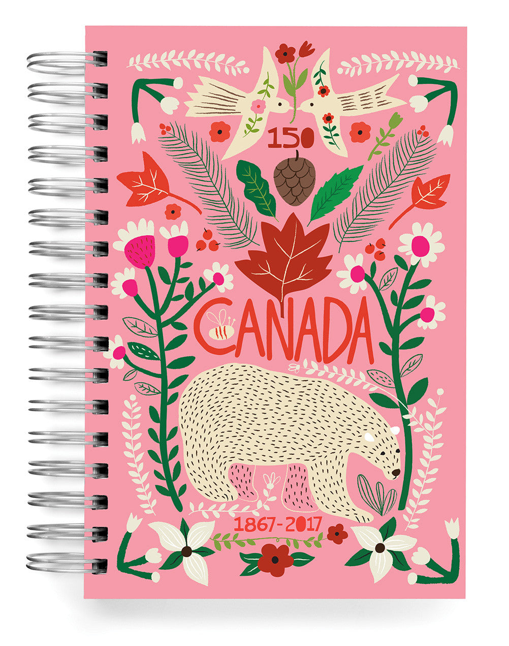 Polar bear 150 Jumbo Journal