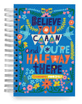 Believe Jumbo Journal