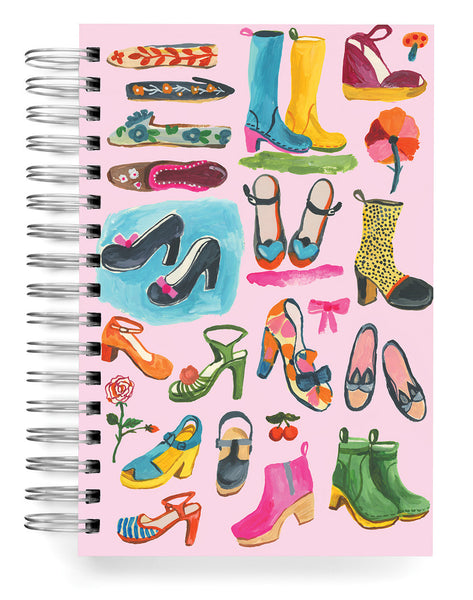 Shoes Jumbo Journal