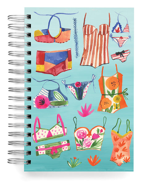 Swimsuits Jumbo Journal