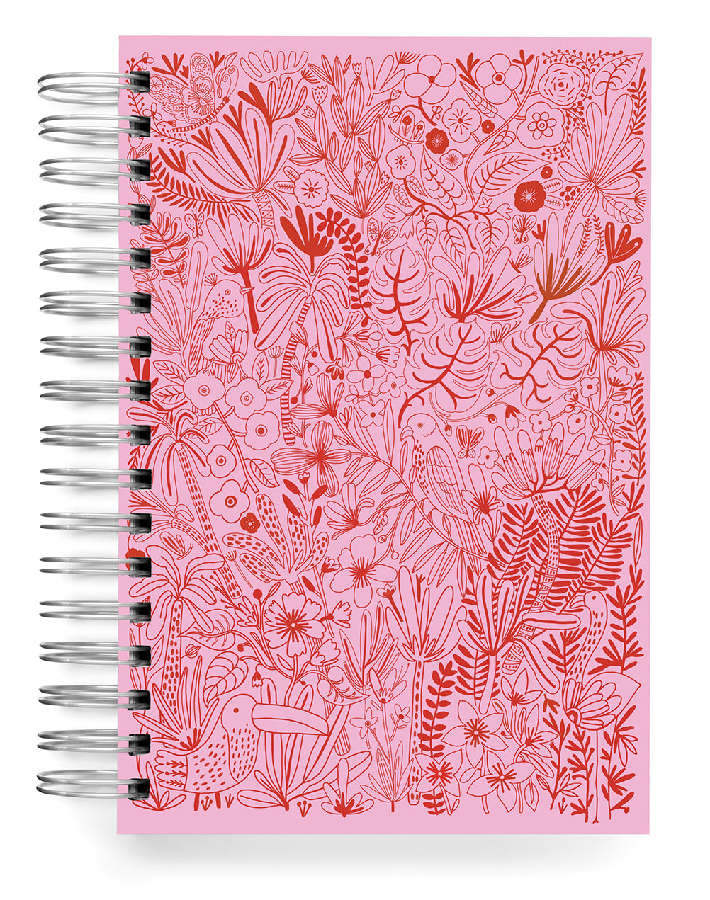 Tropical Paradise Jumbo Journal