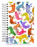 Leopards and Cheetahs Jumbo Journal