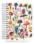 Mushroom Botanical Jumbo Journal