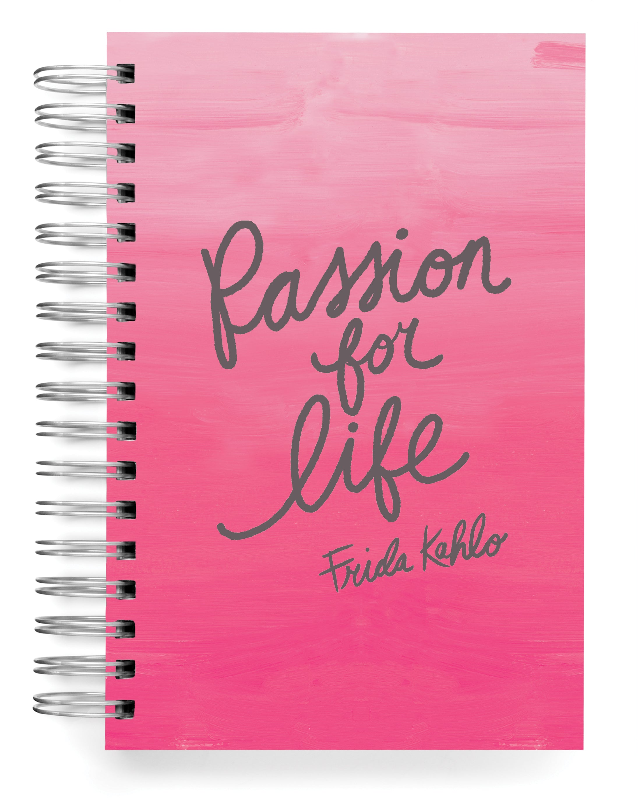 Passion for life Jumbo Journal