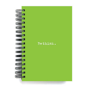 Rethink green Jumbo Journal