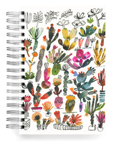 Succulent Botanical Jumbo Journal