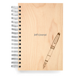 Pen Birch PERSONALIZED Jumbo Journal