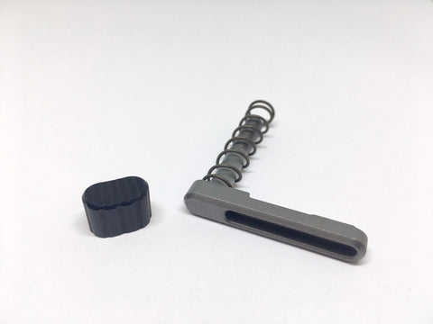 Ascend Armory Enhanced Magazine Catch / Release Kit - Titanium