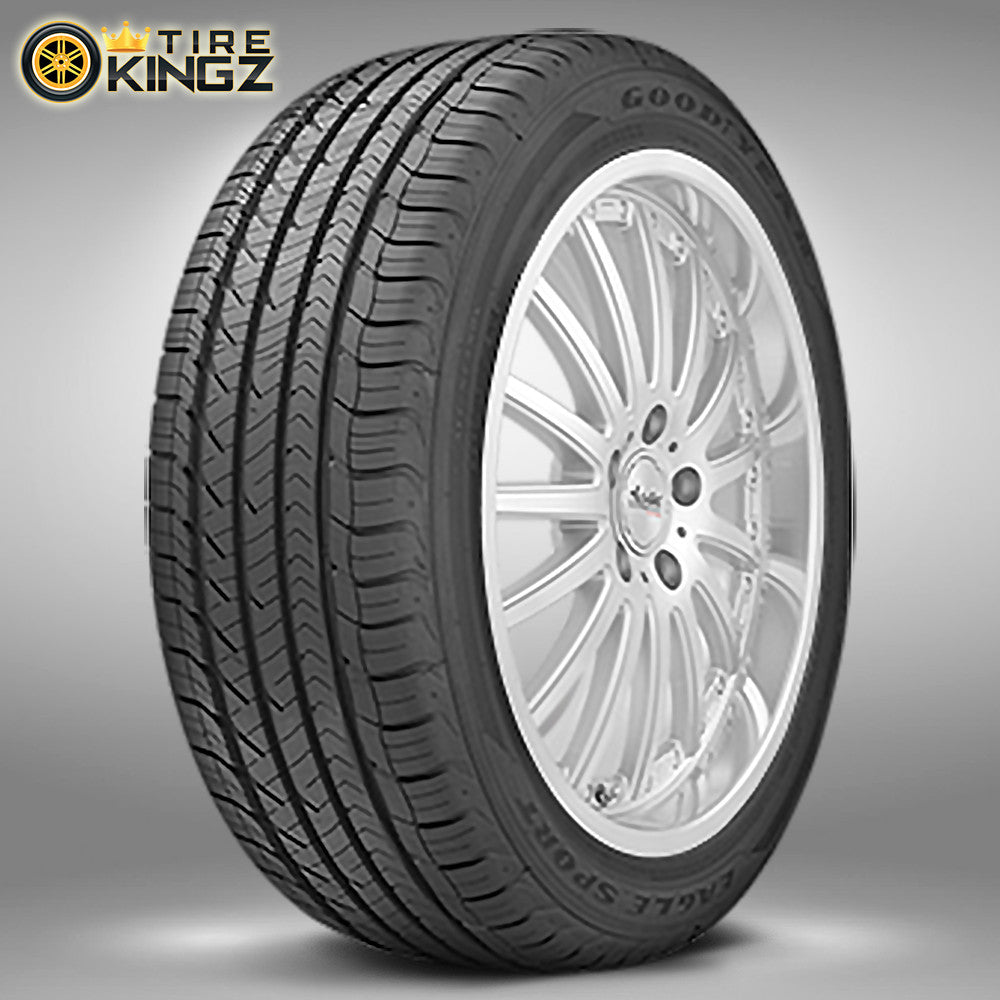 285f2b478 2 New Goodyear 205 55R16 EAGLE SPORT A S 91V Tires – Tire Kings USA