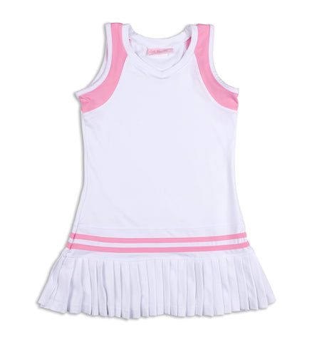 Everyday Club Dress - LG only - Little Miss Tennis