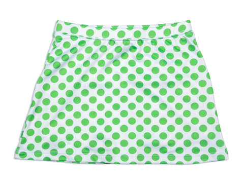 Meadow Lane Skirt Dot - Little Miss Tennis