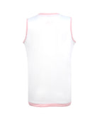 #Cotton Candy Tank White - New!