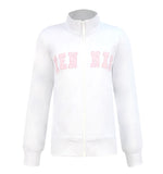 #Cotton Candy Jacket - Little Miss Tennis