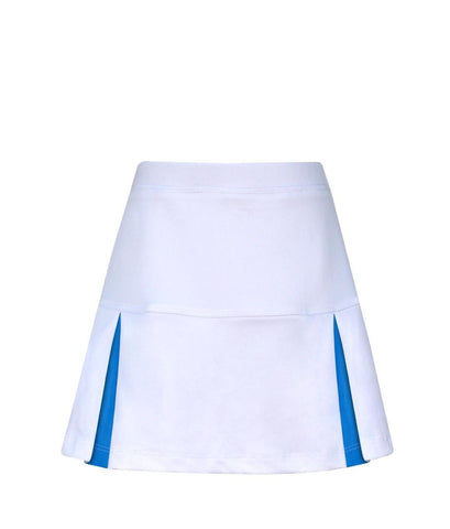 #Paradise Palms White Skirt - New! - Little Miss Tennis