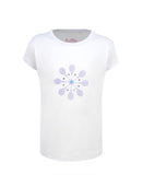 #Pretty in Provence Bling Top - New! - Little Miss Tennis