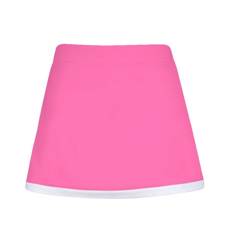 #Midnight in Malibu Skirt Pink - New! - Little Miss Tennis