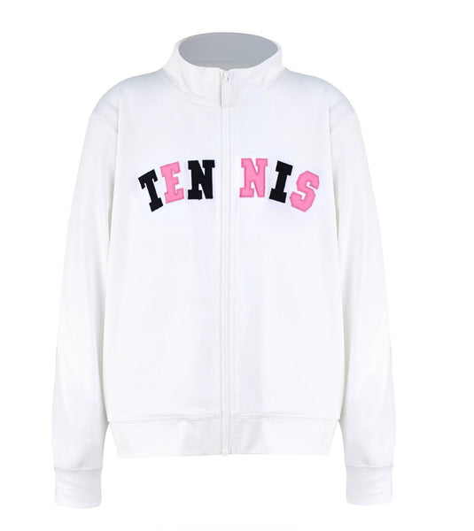 #Midnight in Malibu Jacket - New! - Little Miss Tennis