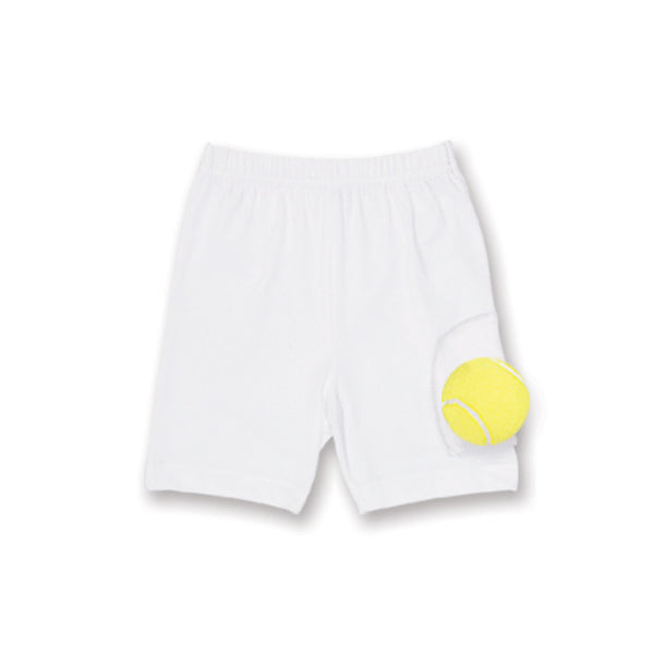 Undershorty w/ Ball Pocket - Little Miss Tennis