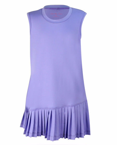 Believe Dress Lavender - Little Miss Tennis