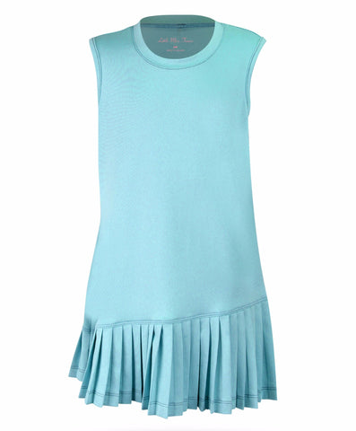 #Believe Dress Teal
