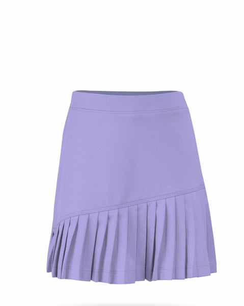 Believe Skirt Lavender - Little Miss Tennis