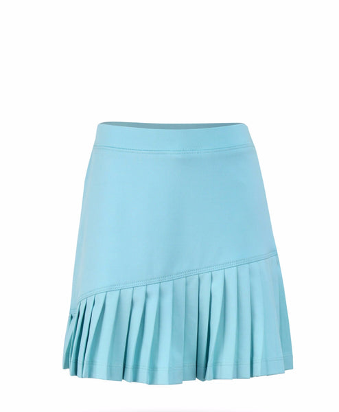 Believe Skirt Teal - Little Miss Tennis
