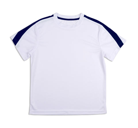 Boys Navy Crew - B63 - Little Miss Tennis