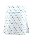 Chamonix Blossom Preppy Print Skirt - New! - Little Miss Tennis