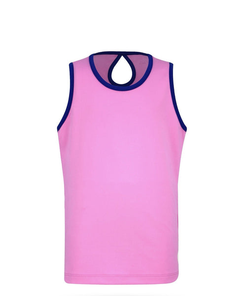 #Cape May Tank Pink - New! - Little Miss Tennis