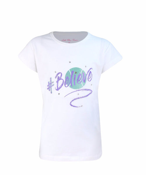 Believe Top - XXS, XS - Little Miss Tennis