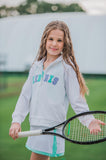 Believe Tennis Jacket - Little Miss Tennis