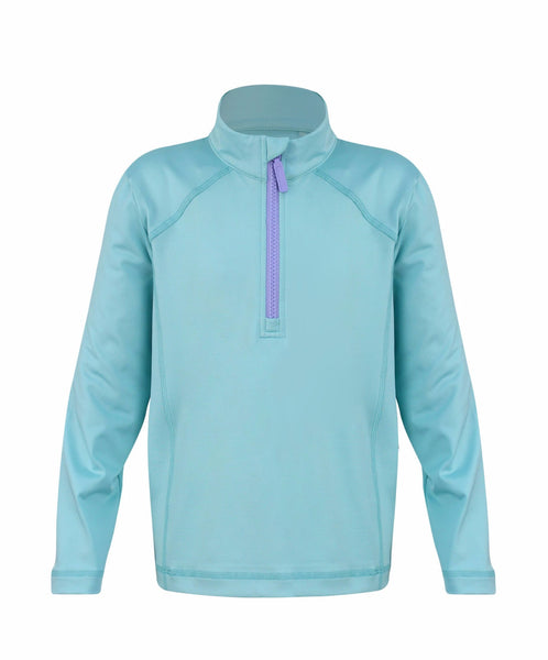 Believe Half-Zip Pullover - Little Miss Tennis