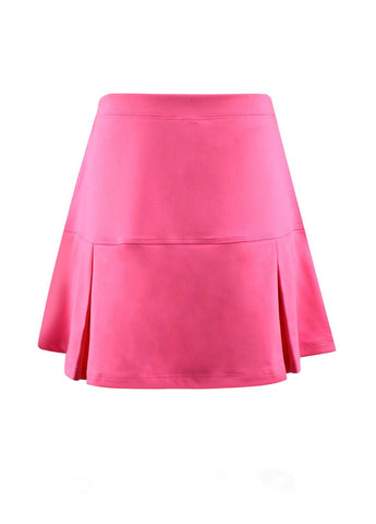 #Flamingo Beach Pink Skirt - New! - Little Miss Tennis