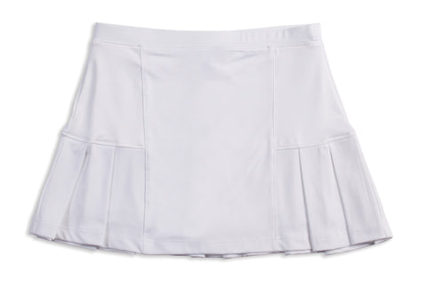 Candy Skirt White - 4/5, 5/6, XS - Little Miss Tennis