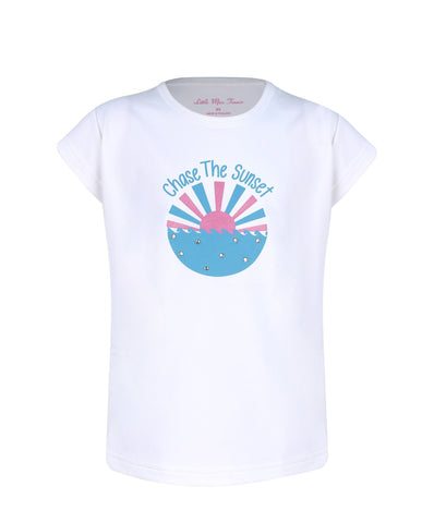 #Sunset in Sydney 'Chase' Top - New! - Little Miss Tennis