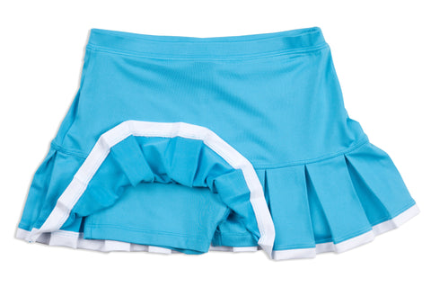 Twilight Blue Skirt - 4/5, 5/6 - Little Miss Tennis