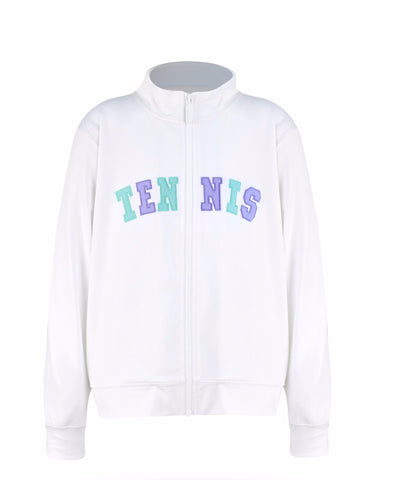 #Believe Tennis Jacket - New!