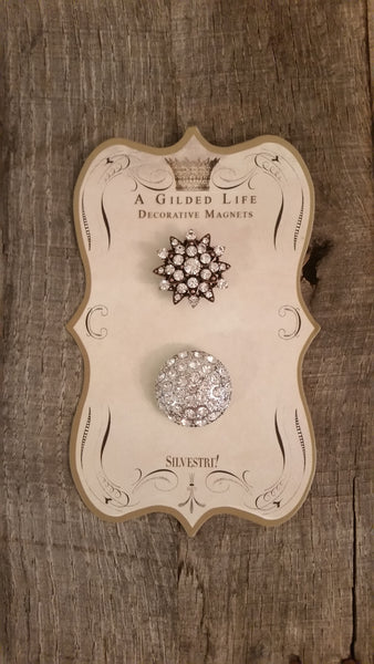 Bouquet Embellishment Magnet Set