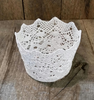 Tealight Holder - Lace Crown