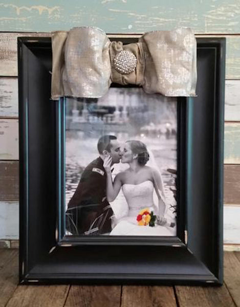 Picture Frame - Black Vintage
